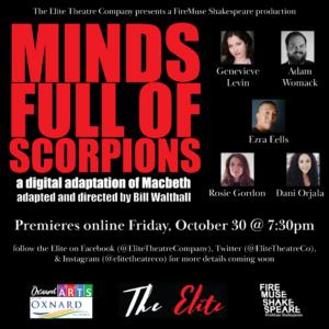 Minds Full of Scorpions
